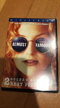 Almost Famous Movie Los Osos, 93402