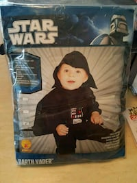 Darth Vader Toddler Costume Calgary, T2B 0J2