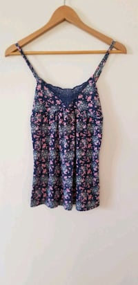 Bluenotes floral baby doll tank camisole xs Vancouver, V6B