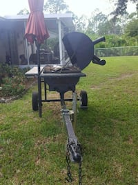 black and gray motorized wheelchair Palm Bay, 32909