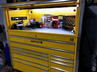 yellow and gray tool chest Henderson, 89011