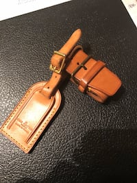 Louis Vuitton Luggage Tag New Tecumseth, L9R