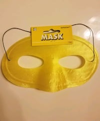 Shiny Yellow Eye Mask Riverside, 92507