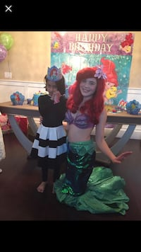 Ariel party theme decoration spend over $200 Surrey, V3W 2P9
