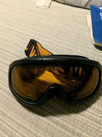 SKIING TIME ... Anti-fog goggles from uvex   55 km