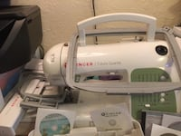 Singer Sewing and Embroidery machine Temple, 76501