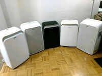 Read Ad-Portable Air Conditioners-Used-Like New
