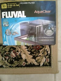 Fluval power filter  Weeki Wachee