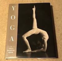 Yoga A Yoga journal book