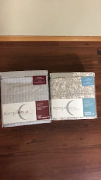 Brand new king and queen 6 pc microfibre sheet sets Edmonton, T6L 6X6