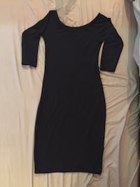 Curvy zara black dress *Like New* Ottawa, K1N 6N5