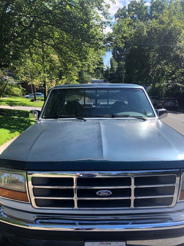 1995 Ford F-150 XLT 4X4 SUPERCAB FLARESIDE 4