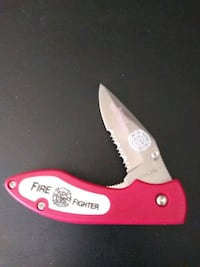 FIRER FIGHTER POCKET KNIFE Chillum