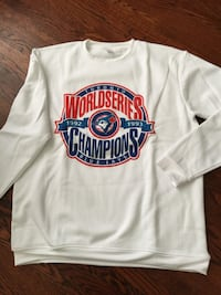 Blue Jays back to back World Series sweatshirt