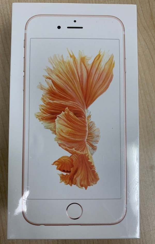 ROSE GOLD IPHONE 6S 32 GB MINT CONDITION - (UNLOCKED)