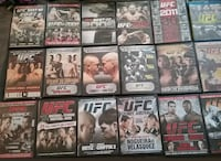 UFC DVD COLLECTION. Los Angeles, 91604