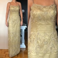 Designer dress new with tags 538 km