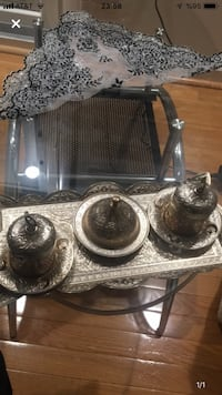 Turkish coffee set  Columbia, 21045