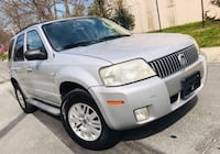2006 Mercury Mariner Premier ' No check light ' Cheap Suv for a family  College Park