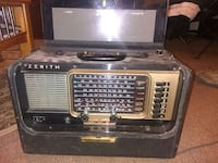 black and gray vintage radio Tallapoosa, 30176