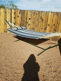 2 person hammock w/ stand 2051 mi