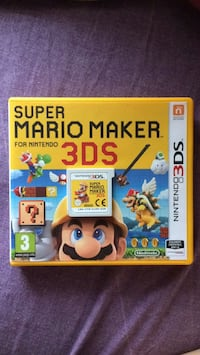 Super Mario Maker 3DS Saint-Ciers-d'Abzac, 33910