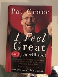 Pat Croce I feel great