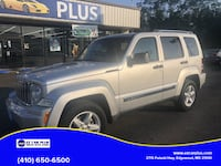 2012 Jeep Liberty for sale Edgewood