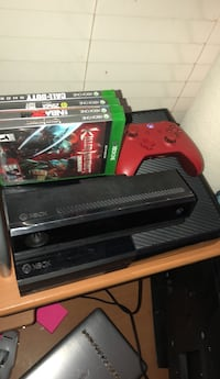 Xbox One Bundle (Xbox One ,Kinect,Controller,4Games) Dublin, 94568