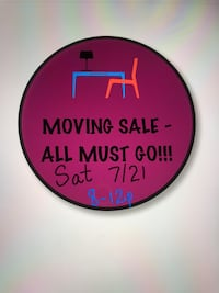 Moving sale! Alexandria, 22305