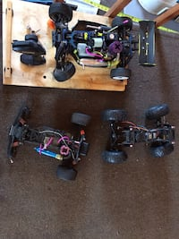 Nitro RC parts $175 OBO if you can pick up by Friday