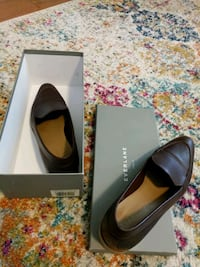 leather loafers 28 km