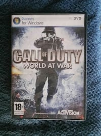 Call Of Duty Wor at War PC Santa Úrsula, 38398