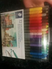 Markers brand new