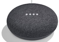 Google home min for sale never used but had no box Côte-Saint-Luc, H4W 3E7