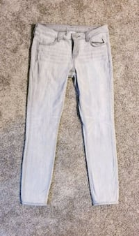 women's white jeans Cabot, 72023