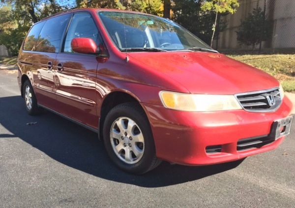 2002 Honda Odyssey' leather Drives great ' reliable 1a794ef7-5130-4319-adc6-a0a78646c229