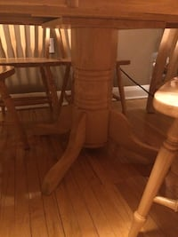 Table and chair set  Kitchener, N2H 5G3