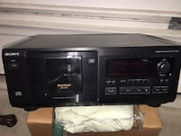 Sony 51 CD Carousel Player with Remote Currituck, 27929