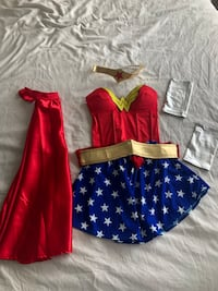 Superwoman Costume Surrey, V3T 0H6