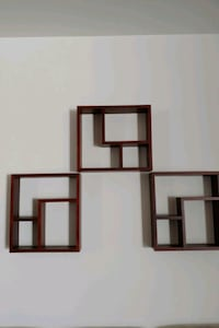 Wall Hanging Boxes Set of 3 16x18x4 inces Martinsburg, 25404