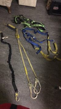 Fall protection harnesses Coquitlam