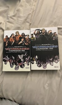 Walking dead compendium 1&2 New Westminster, V3L 5J5
