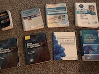 Surgical Technology College Books Bundle Charles Town, 25414