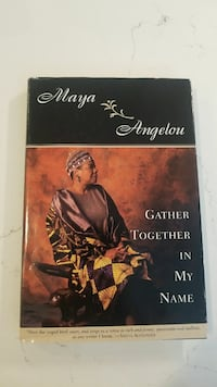 Gather Together in My Name by Maya Angelou book Turlock, 95382