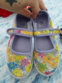 Kids toddler shoes size 10 NEW  Naples, 75568