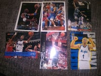 6 old cards anfernee penny hardaway Memphis, 38109