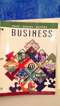 Business 7th Edition book Rye town, 10573