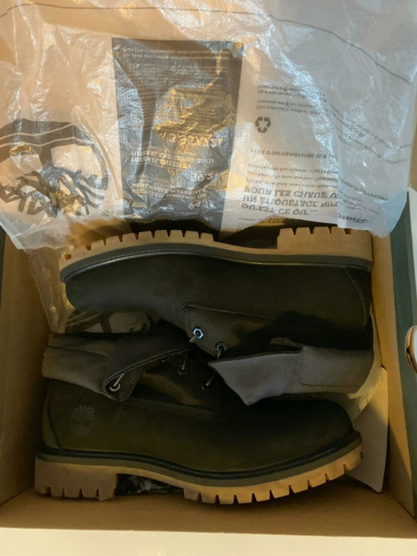 Brand new timberlands  1
