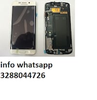 lcd samsung s6 s7 s8 edge touch tutti